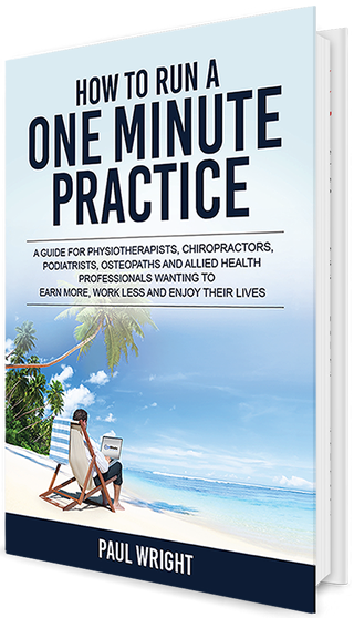 One Minute Practice book